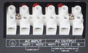 120V 240V split phase inverter
