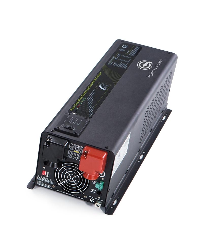 6KW 48V 120V 240V inverter