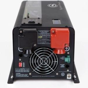 4000-Watt-24-Volt-to-110V-120Vac-Inverter-Charger-Pure-Sine-Wave-For-Commercial