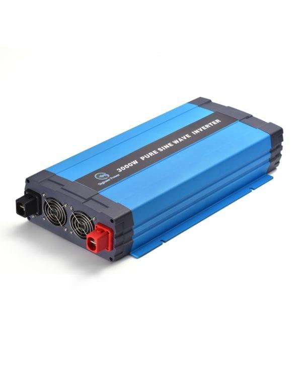 3000 Watt 12V to 100V 110V 120V Pure Sine Wave Power Inverter with Remote Switch Panel (1)