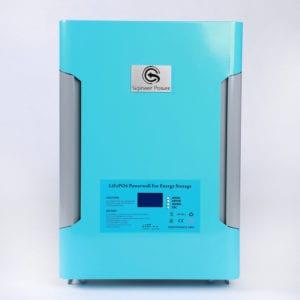 Powerwall 48V 200Ah Li-ion Battery Pack for Energy Storage System (5)